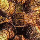 Esna capitals by Nigel Fletcher-Jones
