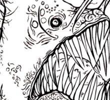 Angler Fish20 Sticker