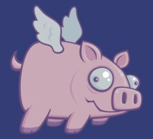 When Pigs Fly by fizzgig
