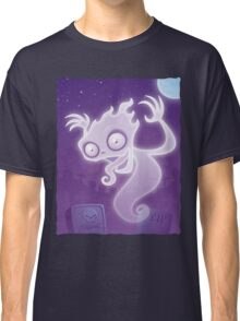 Ghost in the Graveyard Classic T-Shirt
