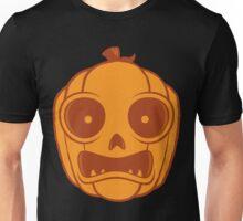Halloween Jack-O-Lantern Unisex T-Shirt