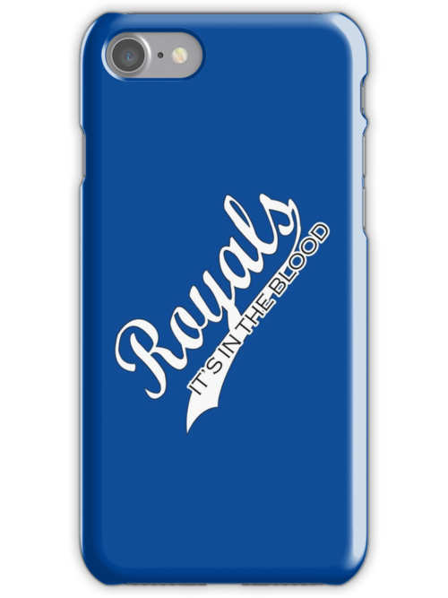 Royals - It's In The Blood by 4ogo Design