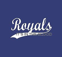 Royals - It's In The Blood Unisex T-Shirt