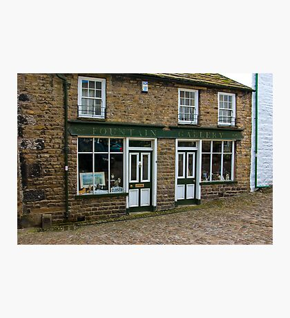 Fountain Gallery  - Dent,Yorks Dales. Photographic Print
