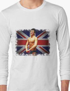 Tom Daley and Union Jack Long Sleeve T-Shirt