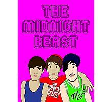 The Midnight Beast Photographic Print