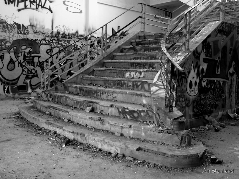 Watch Your Step by Jon Staniland