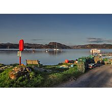 Plockton, Scotland Photographic Print