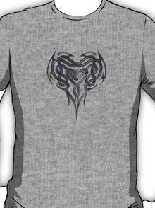 Grungy Celtic Heart T-Shirt