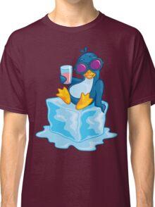 Penguin On Ice Classic T-Shirt