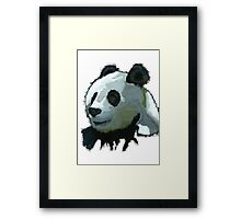 Panda Print 20 Framed Print