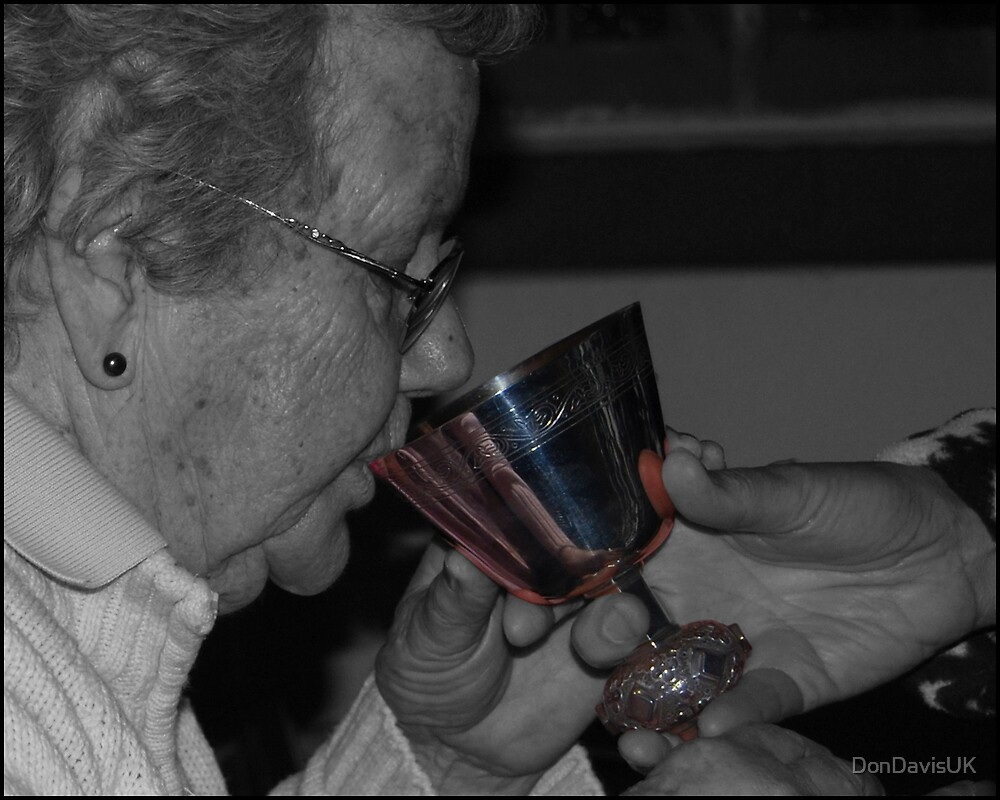 The Cup of Life by DonDavisUK