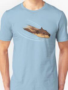 Swimming with Beavers T-Shirt