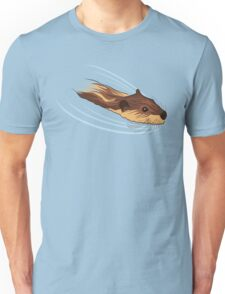 Swimming with Beavers T-Shirt