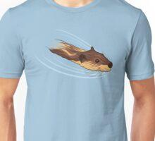 Swimming with Beavers Unisex T-Shirt