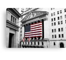 NYSE Canvas Print