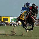 TENT PEGGING by RakeshSyal
