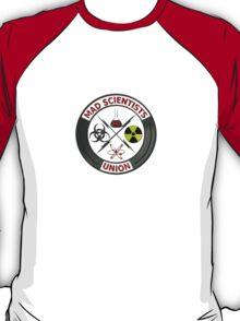 Mad Scientist Union Logo T-Shirt