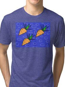 Cute Carrots Tri-blend T-Shirt