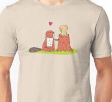 Beaver Love Unisex T-Shirt