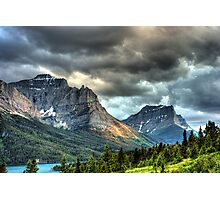 Glacier National Park Photographic Print