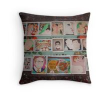 Colleague - Paintings... Sunilism TM Throw Pillow