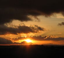Wicked Sunset by WILDBRIMOWILDMAN