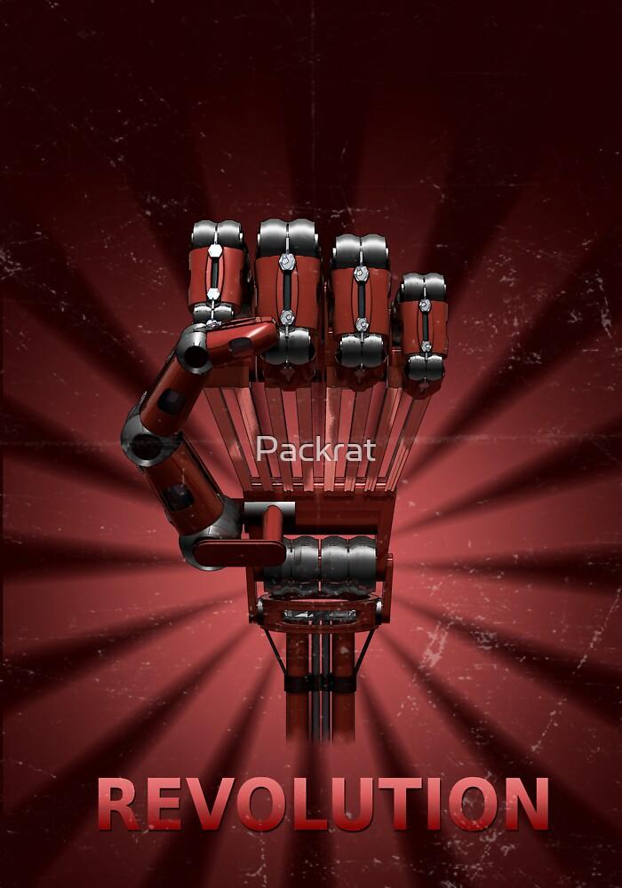 Robot Revolution Version 1  by Packrat