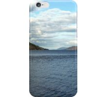 Storm brows iPhone Case/Skin