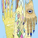 Hands Experiment by Kenji Hasegawa