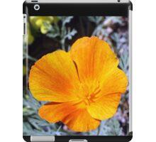 California Poppy Power iPad Case/Skin