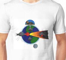 Mayan Planet Protectors Unisex T-Shirt