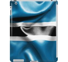 Botswana Flag iPad Case/Skin