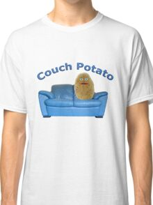 Couch Potato Character Classic T-Shirt