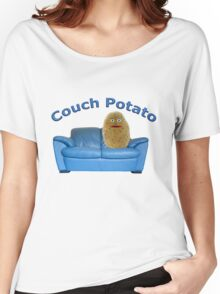 Couch Potato Character Women's Relaxed Fit T-Shirt