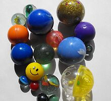 Happy Fun Round Things! by Tracy Faught