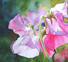 Pretty Peas by Ruth S Harris