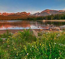 Brainard Lake by Gary Lengyel