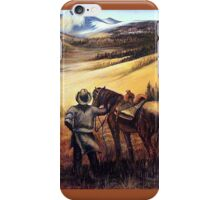 Wolfcreek Pass iPhone Case/Skin