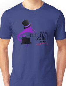 Electro Swing Unisex T-Shirt