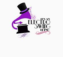 Electro Swing Men's Baseball ¾ T-Shirt