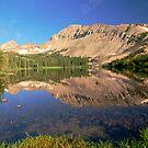 Mitchell Lake by Gary Lengyel