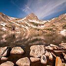 Blue Lake by Gary Lengyel