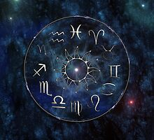 Zodiac Calendar by Packrat