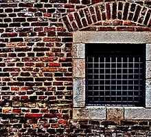 Torture Chamber Kalemegdan Fortress Belgrade by stockfineart