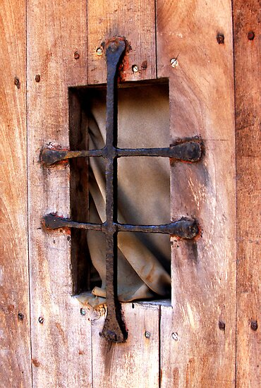 Old Old Window by Haydee  Yordan