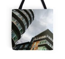 insomniac photos - rising buildings  Tote Bag