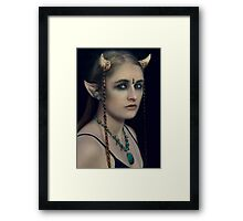 Fae Magic Framed Print