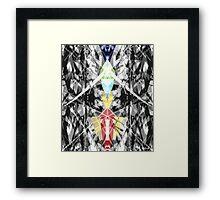 TOTEMIC Framed Print