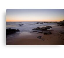 Towoon Bay at Sunset Canvas Print